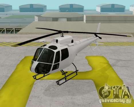 Buckingham Maverick V1.0 для GTA San Andreas