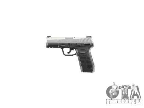 Пистолет Taurus 24-7 titanium icon2 для GTA 4 третий скриншот