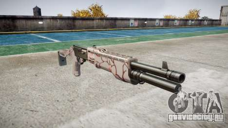Ружьё Franchi SPAS-12 Cherry blossom для GTA 4