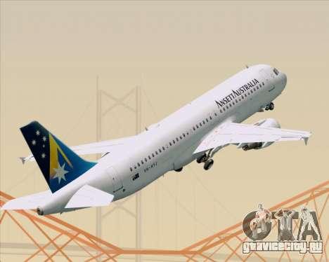 Airbus A320-200 Ansett Australia для GTA San Andreas