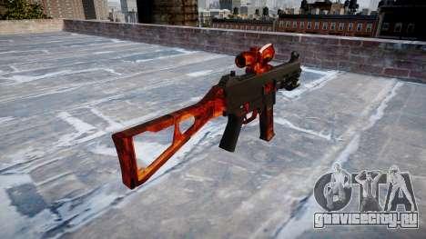 Пистолет-пулемёт UMP45 Bacon для GTA 4 второй скриншот