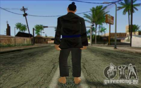 Член отряда IAЫ Skin 4 для GTA San Andreas второй скриншот