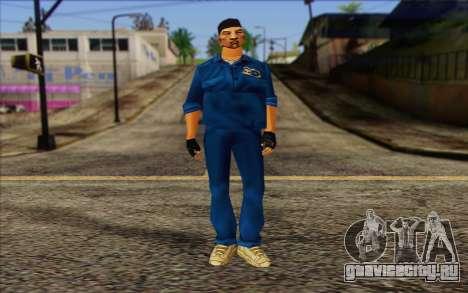 Triada from GTA Vice City Skin 1 для GTA San Andreas