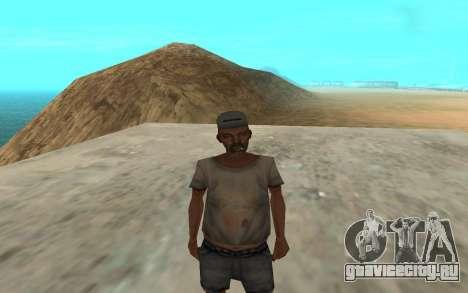 Автоматическое использование наркотиков для GTA San Andreas