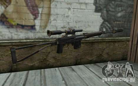 СВДСМ для GTA San Andreas второй скриншот