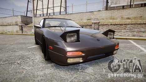 Nissan 240SX S13 для GTA 4