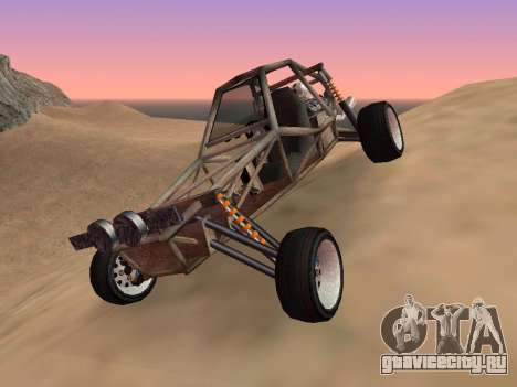 Обновлённый Bandito для GTA San Andreas для GTA San Andreas вид справа