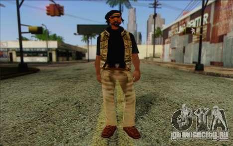 Yardies from GTA Vice City Skin 2 для GTA San Andreas