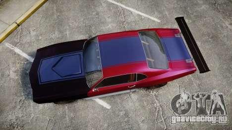 Declasse Sabre GT для GTA 4 вид справа