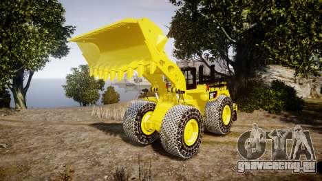 Caterpillar 994F для GTA 4