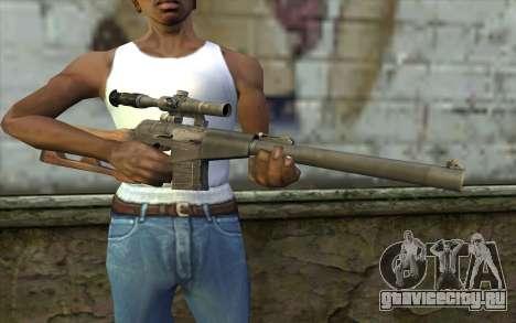 ВCС Винторез для GTA San Andreas третий скриншот