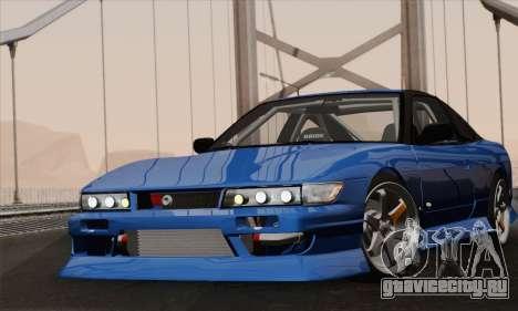 Nissan 180SX S13 для GTA San Andreas