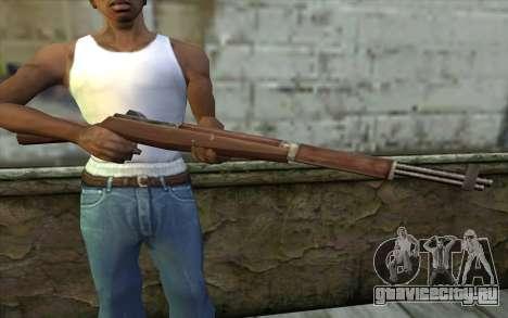 M1 Garand from Day of Defeat для GTA San Andreas третий скриншот