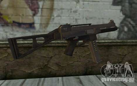 UMP45 from Spec Ops: The Line для GTA San Andreas второй скриншот