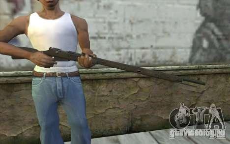 Винтовка Мосина v2 для GTA San Andreas третий скриншот