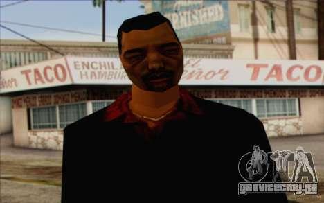 Yakuza from GTA Vice City Skin 1 для GTA San Andreas третий скриншот