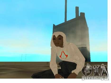 Assassinka для GTA San Andreas второй скриншот