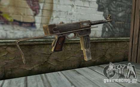 MAT-49 from Battlefield: Vietnam для GTA San Andreas