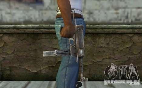MAT-49 from Battlefield: Vietnam для GTA San Andreas третий скриншот