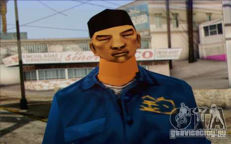 Triada from GTA Vice City Skin 1 для GTA San Andreas третий скриншот