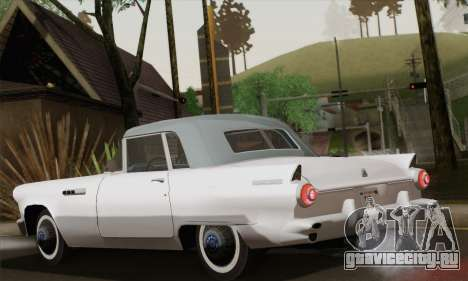 Smith Thunderbolt from Mafia 2 для GTA San Andreas вид слева
