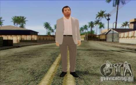 Michael from GTA 5 для GTA San Andreas