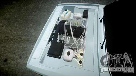 ВАЗ-21054 для GTA 4 вид сбоку