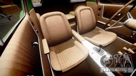 Chevrolet Corvette Stingray 1963 v2.0 для GTA 4 вид сбоку