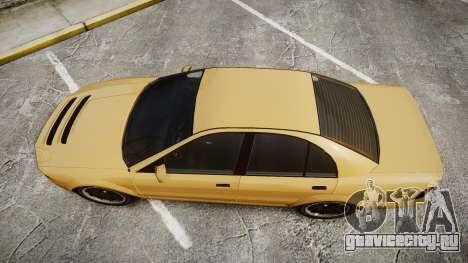 Maibatsu Vincent GT v2.0 для GTA 4 вид справа