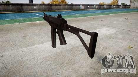 Пистолет-пулемет Taurus MT-40 buttstock2 icon4 для GTA 4 второй скриншот