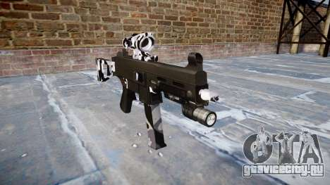 Пистолет-пулемёт UMP45 Siberia для GTA 4