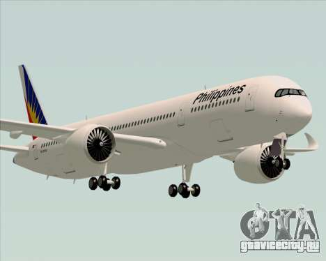 Airbus A350-900 Philippine Airlines для GTA San Andreas
