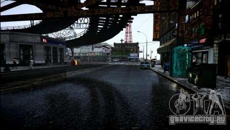FaveENB для GTA 4 второй скриншот