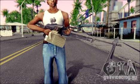 ПКП Печенег (ArmA 2) для GTA San Andreas третий скриншот