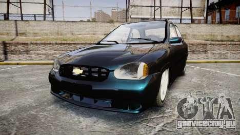 Chevrolet Corsa Classic 1.4 для GTA 4