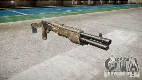 Ружьё Franchi SPAS-12 DEVGRU для GTA 4