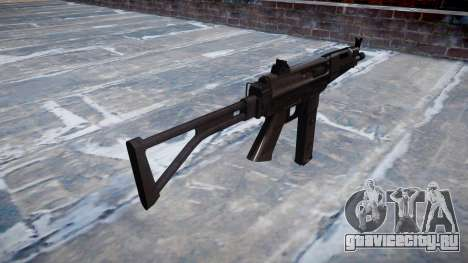 Пистолет-пулемет Taurus MT-40 buttstock2 icon1 для GTA 4 второй скриншот