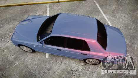 Bentley Arnage T 2005 Rims2 Black для GTA 4 вид справа