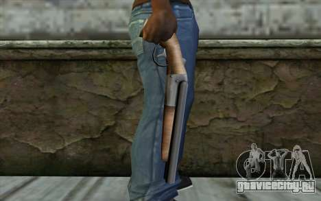 Sawn Off Shotgun from Beta Version для GTA San Andreas третий скриншот
