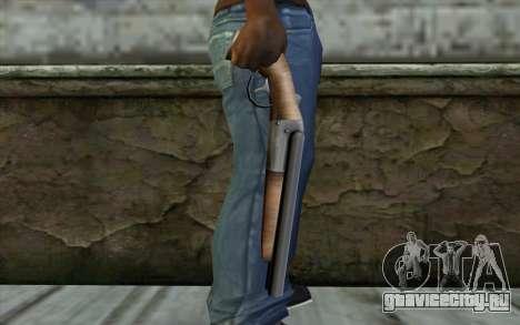 Sawn Off Shotgun from Beta Version для GTA San Andreas третий скриншот