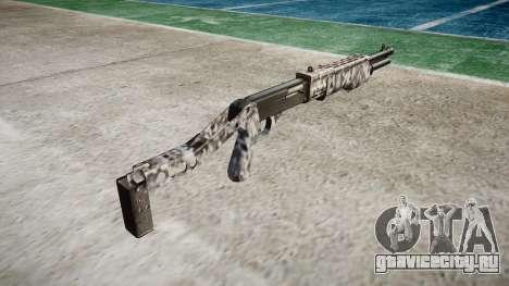 Ружьё Franchi SPAS-12 Diamond для GTA 4 второй скриншот