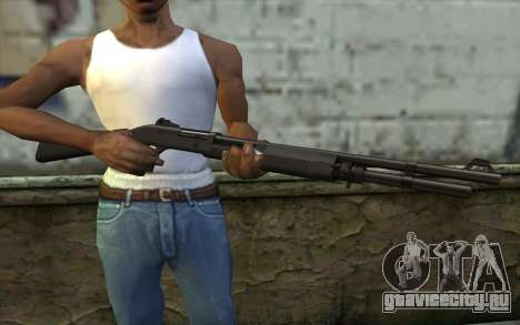 Benelli M3 Bump Mapping v2 для GTA San Andreas третий скриншот