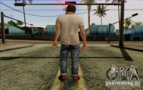 Trevor from GTA 5 для GTA San Andreas второй скриншот