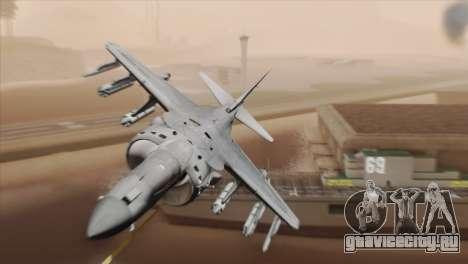 EMB AV-8 Harrier II USA NAVY для GTA San Andreas