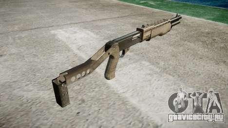 Ружьё Franchi SPAS-12 A-TACS AU для GTA 4 второй скриншот