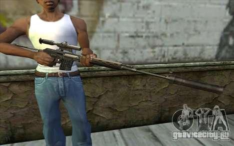 СВДСМ для GTA San Andreas третий скриншот