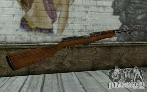 СКС (Battlefield: Vietnam) для GTA San Andreas второй скриншот