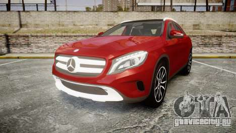 Mercedes-Benz GLA 220 для GTA 4