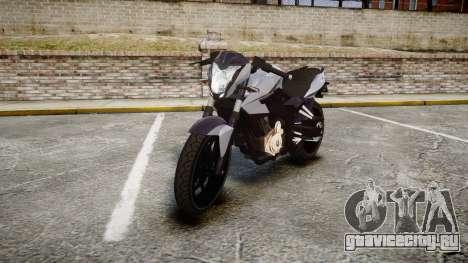Bajaj Pulsar 200NS 2012 для GTA 4