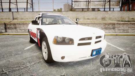 Dodge Charger 2010 LC Sheriff [ELS] для GTA 4